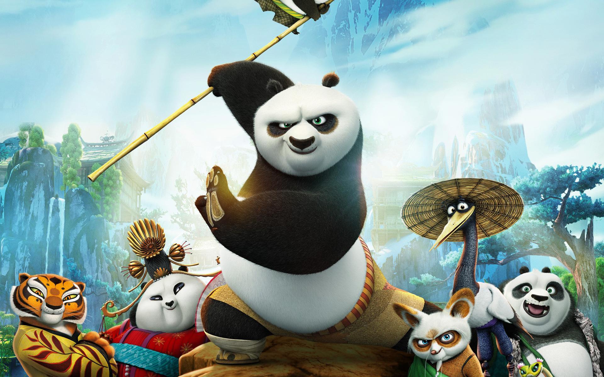 Kung Fu Panda 3 - Saquitodecanela.com