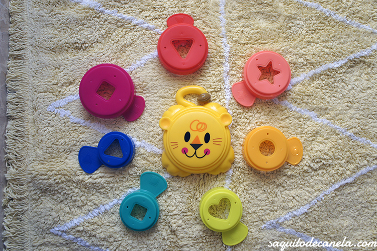 Apilables para bebés
