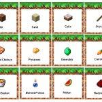 Minecraft o cómo volverse loca con una barra de chuches