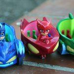 PJ Masks, los superhéroes que por la noche ¡arreglan el día!