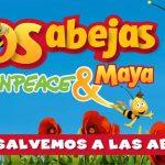 Salvar a las abejas con la abeja Maya (y Greenpeace)