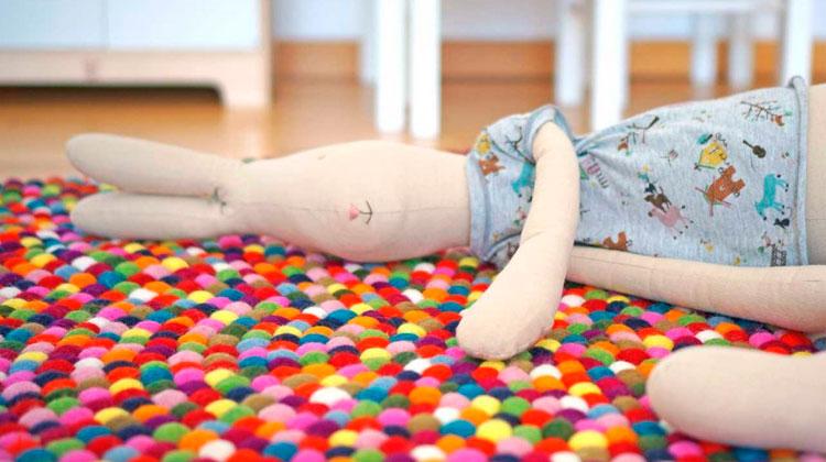 alfombras hechas a mano