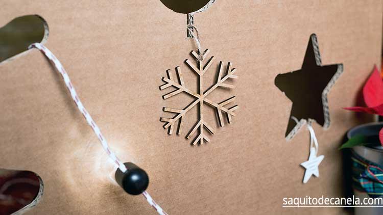 rbol de navidad de cartn de cartonlab - Arbol De Navidad De Carton