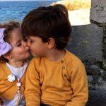 Besos en la boca a los niños ¿Sí o no?