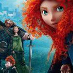 Brave, la primera protagonista femenina de Pixar