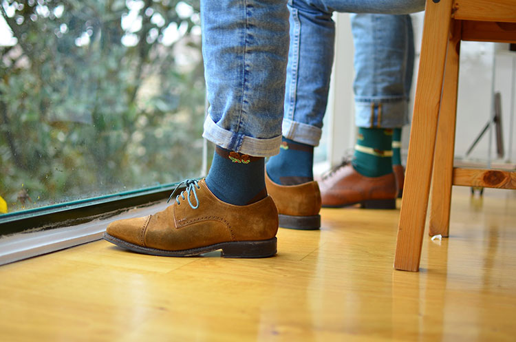 calcetines solidarios