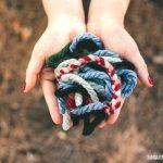 Cordones de lana tipo Don Algodón