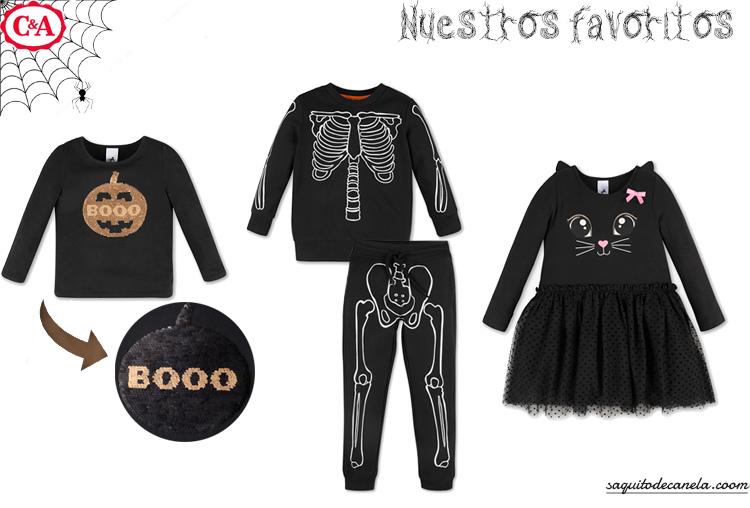 especial Halloween Cya niños