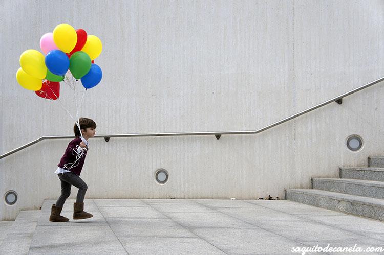 Fotos con globos de helio - Como conseguir globos de helio ...