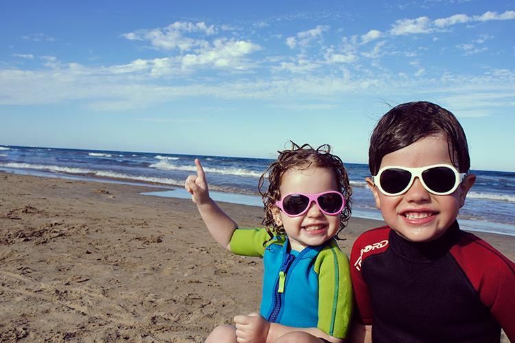 Gafas de sol para niños Babiators - Saquitodecanela