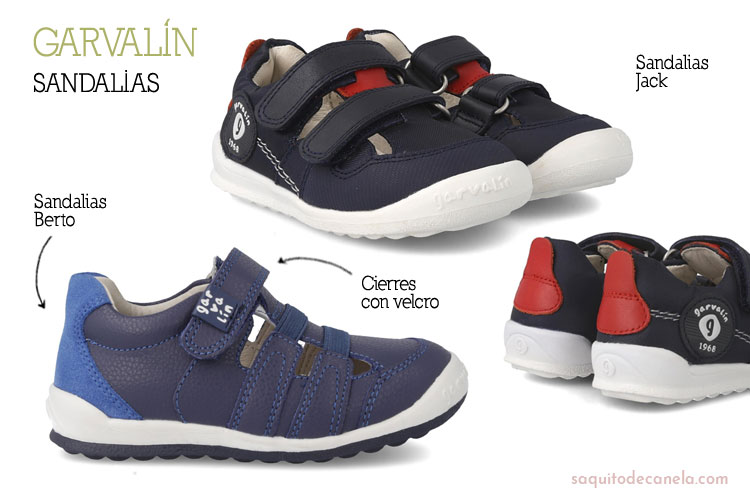 garvalin calzado infantil