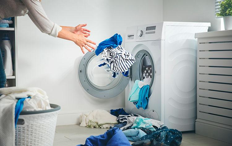 lavar la ropa bien