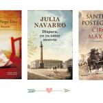 Tres libros para regalar estas Navidades