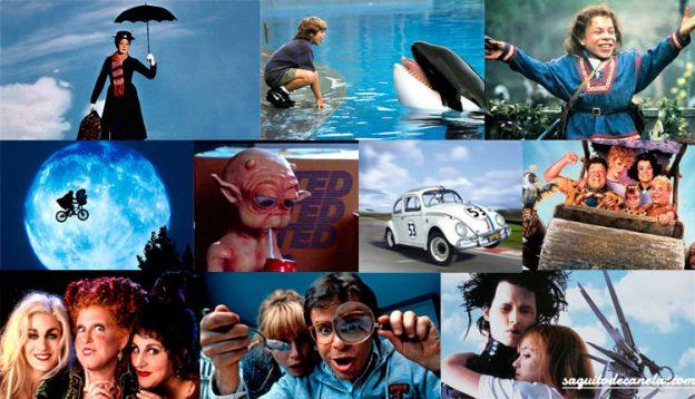 Listado de películas