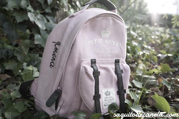 MINI™ de Petit Royal la mochila perfecta