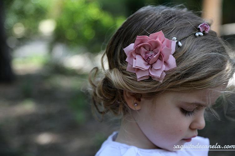 Top 5 peinados elegantes para ni as con el pelo rizado - Peinados faciles y elegantes ...
