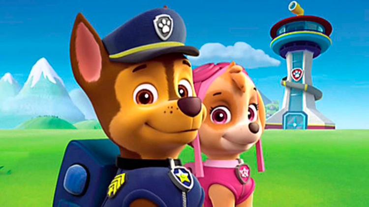 Pintacaras de la patrulla canina qu remedio - Imagenes de la patrulla canina ...