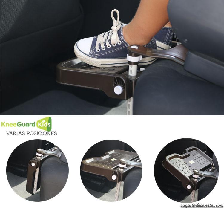 Sillas de coche reposapi s kneeguardkids2 saquitodecanela for Silla para ninos carro
