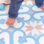 Suelo hidráulico ¡pero en alfombra!