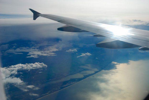 viajar con niños en avión