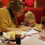 VIPS un lugar perfecto para comer en familia
