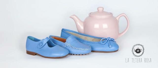 zapatos niños verano