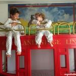 Apalusa pijamas infantiles para hacer el indio