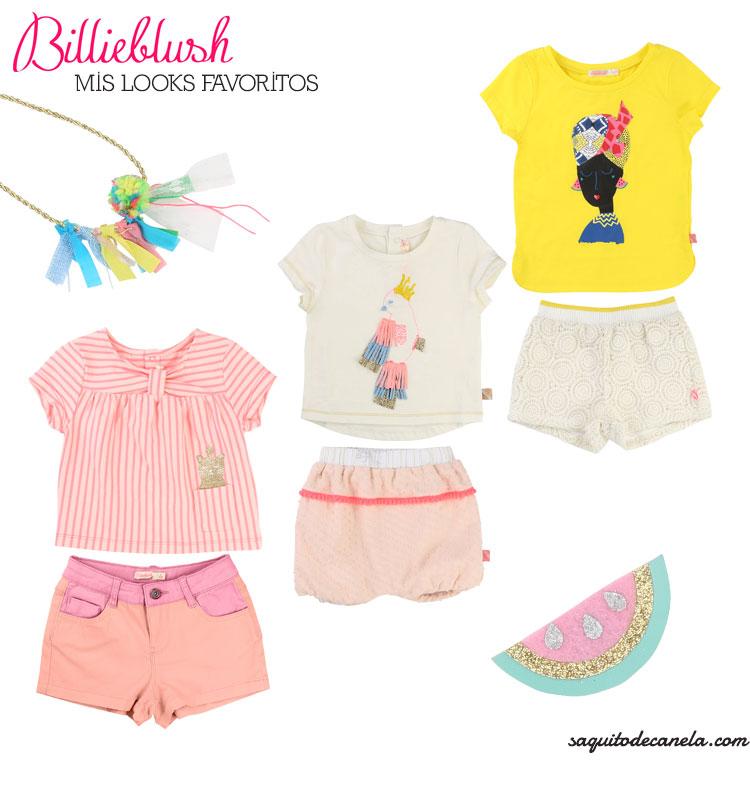 Billieblush moda infantil