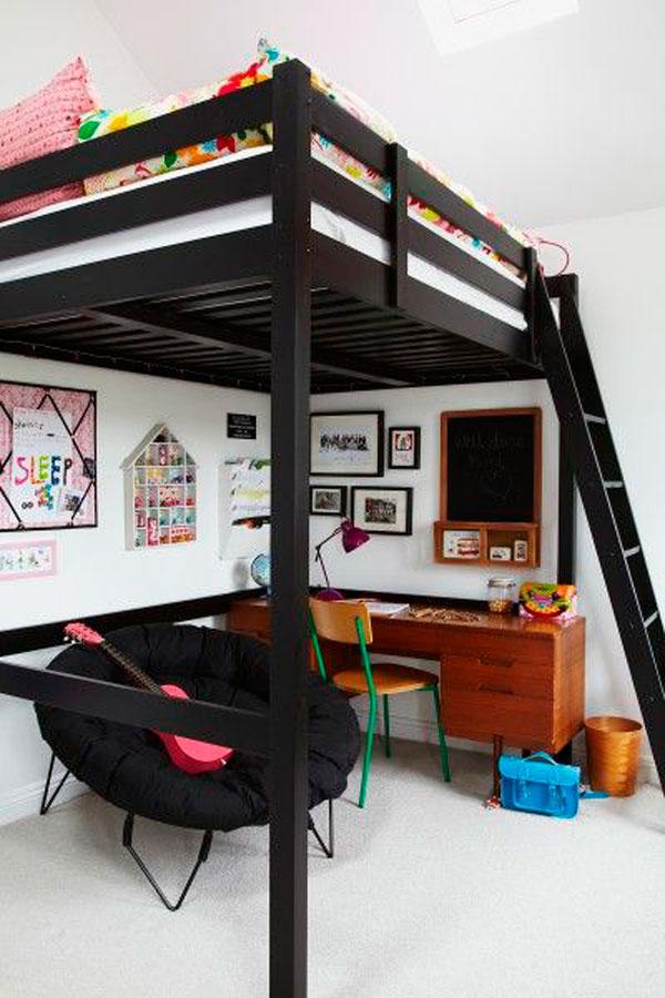 camas juveniles Ikea STORÅ