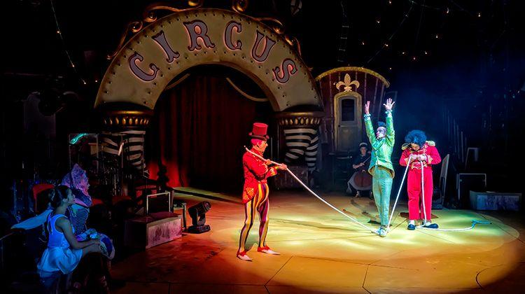 circlássica circo en Madrid