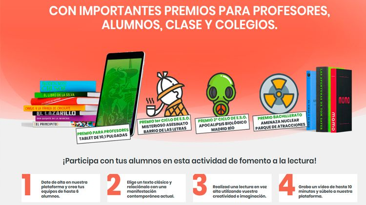 concurso escolar editores de Madrid