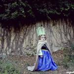 DIY Corona Boda troll Anna Frozen