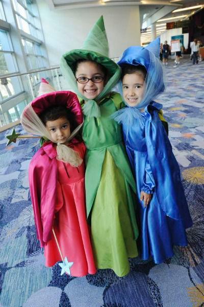 Disfraces de familia para Halloween
