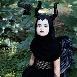 Disfraz de Maléfica para Halloween