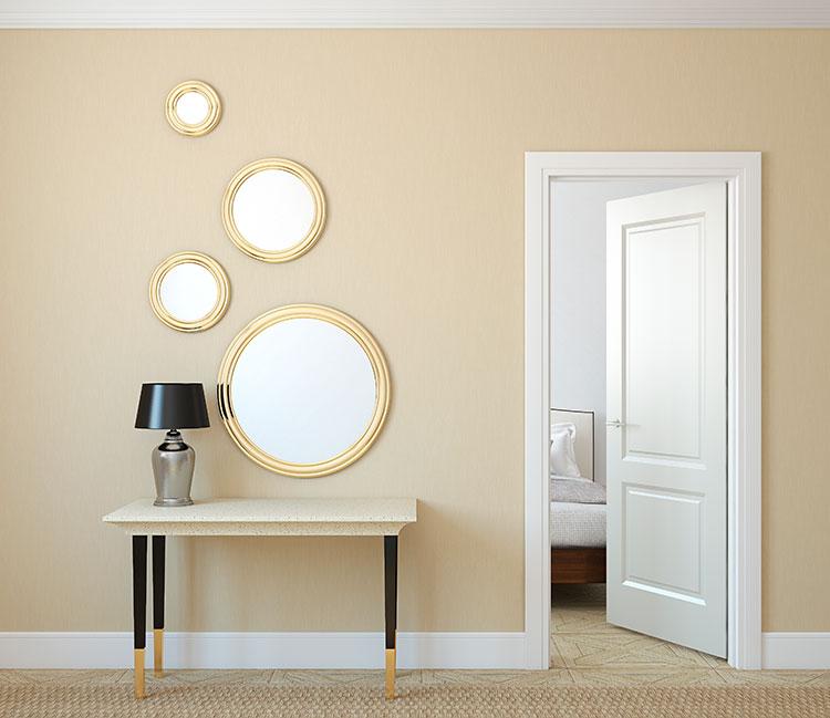 Espejos Para El Salon Cual Elegir Saquitodecanela