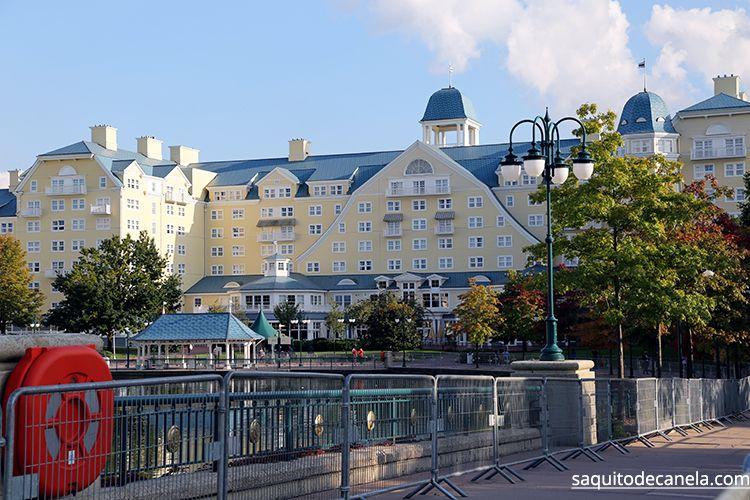 Hotel Newport Disneyland