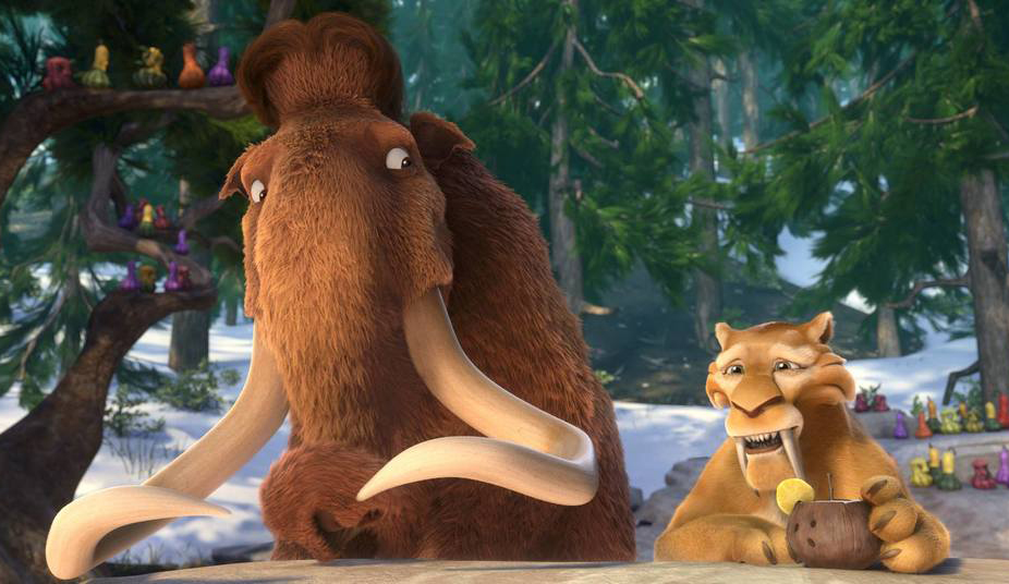 Ice Age, el gran cataclismo