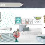 Kidsmopolitan: Proyectos de decoración personalizados