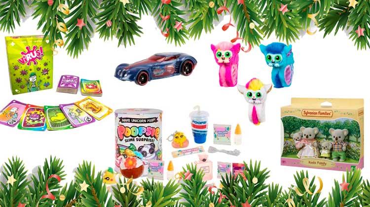 juguetes navidades 2019