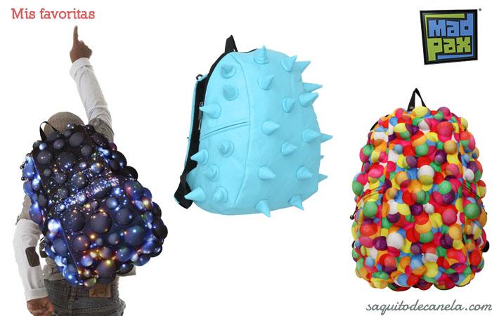 MadPax las mochilas de los famosos