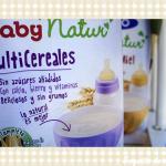 Hero Baby papilla de cereales Baby Natur