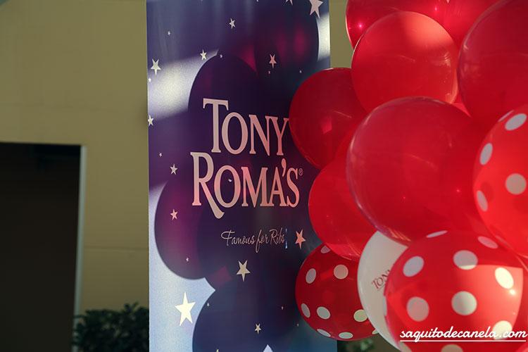 Tony Romas Valencia