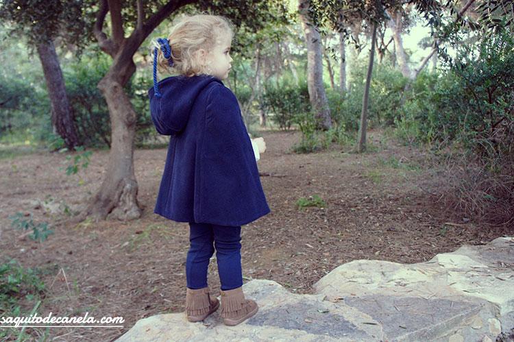 abrigos para niños