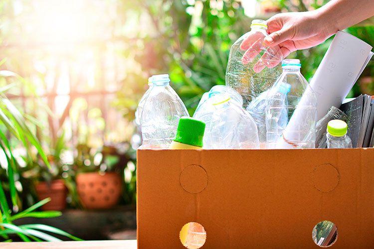 alternativas al plástico en casa