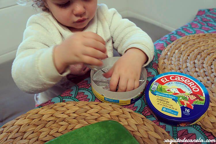 Ayuda a Aldeas Infantiles con El Caserío