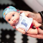 Baby pelones: alegra un corazón en Navidad
