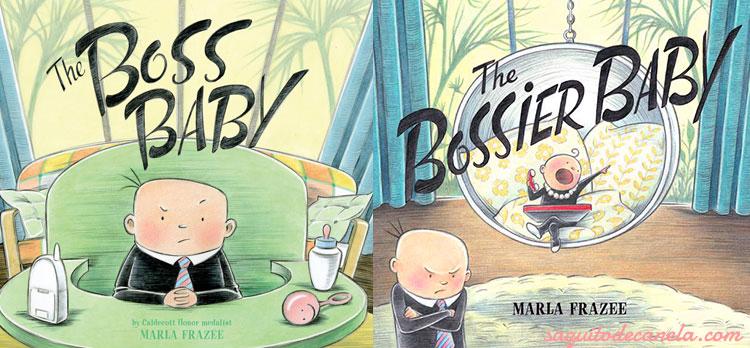 bebé jefazo libros