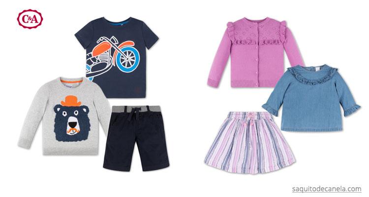 bienvenida primavera moda infantil