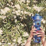Botellas de agua Lifefactory ¡mis favoritas!