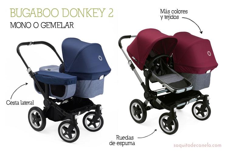bugaboo donkey 2
